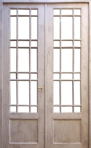 French door 19th century patina paint finish interior for French door manufacturers