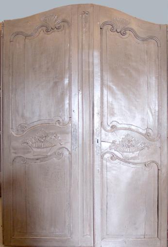 Painted Wardrobe Doors