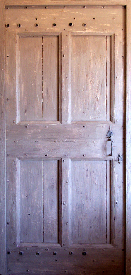 Rustic country door interior doors portes antiques for Porte french
