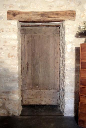 Wine Cellar Door Door With Character Perfectly Integrated