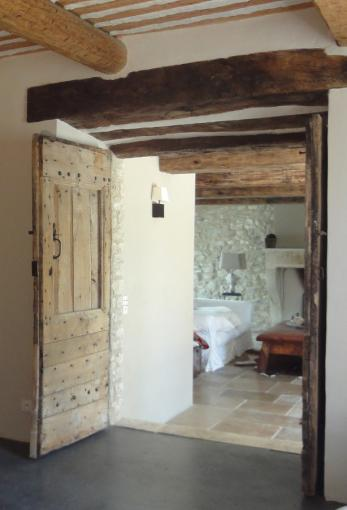 Provence Country Style Door The Warmth And Incomparable