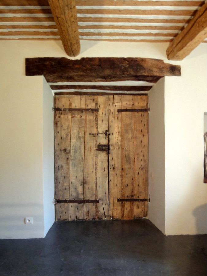 Provence Country Style Door. Zoom