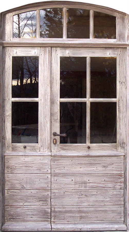 Front Doors Glazed Doors Portes Antiques