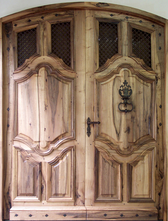 double leaf louis xiv period door front doors portes