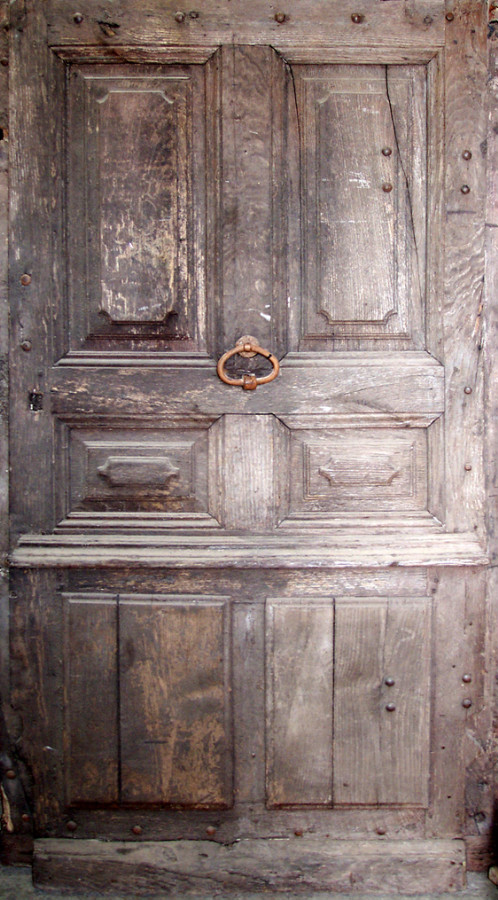 Old Oak Door Louis Xviiith Period Front Doors Portes