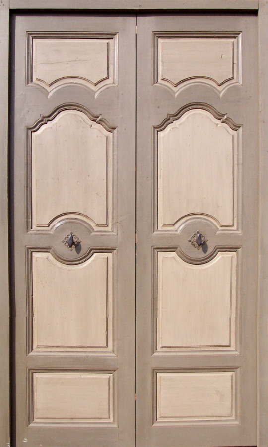 Country style doors for French door styles