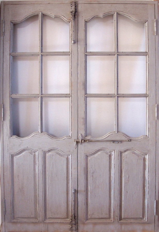 Rengency Period French Doors Interior Doors Portes Antiques