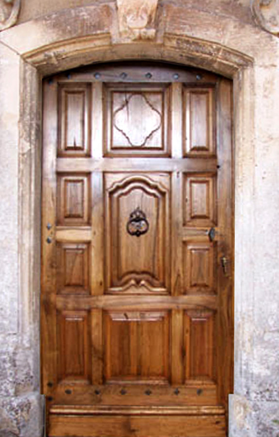 Decoratif Panneled Front Door Front Doors Portes Antiques