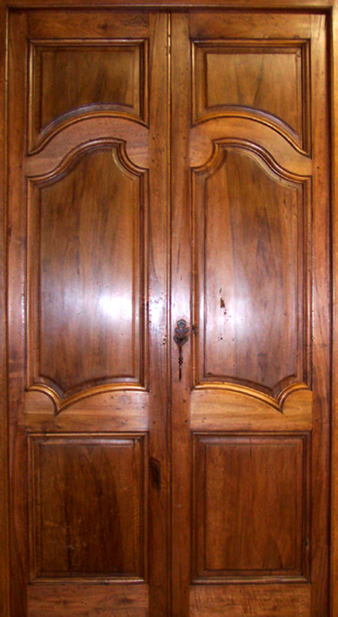 Double Louis Xv Pannel Doors Interior Doors Portes Antiques